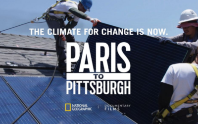 Think 100% Earth Month Events: Paris to Pittsburgh Film Screenings